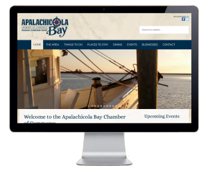 Apalachicola Chamber of Commerce Website