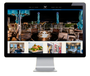 Wyvern Hotel Website
