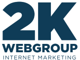 2K Web Group logo - Website Design and Digital Marketing