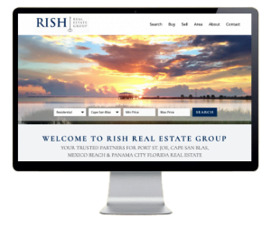 Rish Real Estate Group Cape San Blas, FL